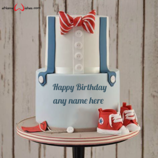 1st-birthday-wishes-cake-for-baby-boy