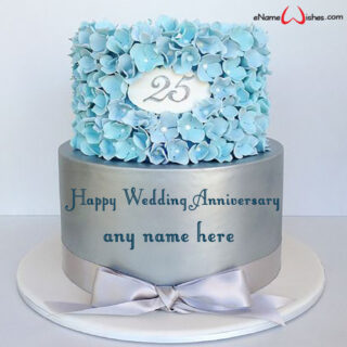 25th-wedding-anniversary-cake-with-name-edit