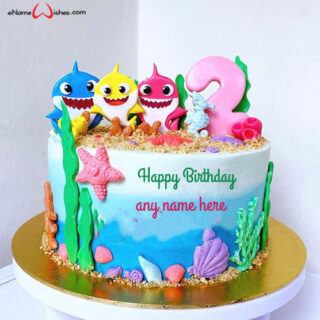 2nd-birthday-cake-for-baby-girl-with-name