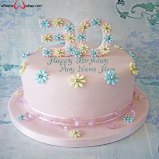 30th-Birthday-Name-Cake