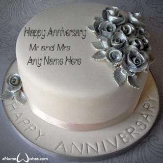 Amazing-Anniversary-Wish-Name-Cake