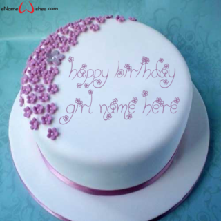Amazing-Decorated-Birthday-Name-Cake-for-Girls
