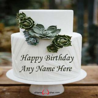 Amazing-Desert-Cactus-Birthday-Name-Cake