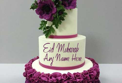 Amazing-Fondant-Ruffle-Name-Cake