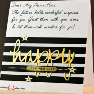 Amazing-New-Year-Wish-Name-Card