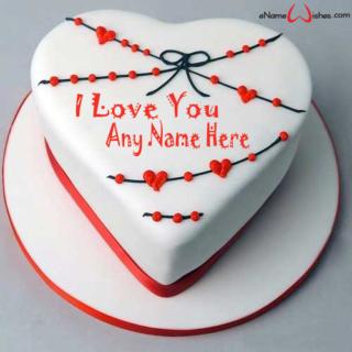 Beautiful-Love-Name-Wish-Cake