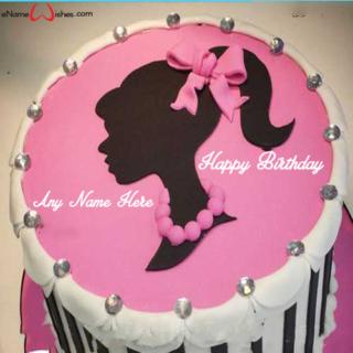 Best-Birthday-Name-Wish-Cake-for-Girls