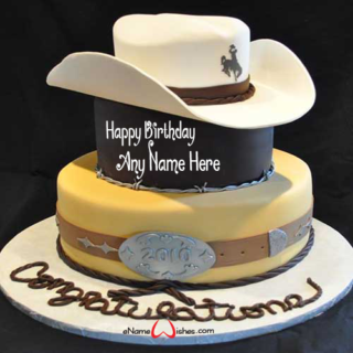 Best-Cowboy-Birthday-Cake-with-Name