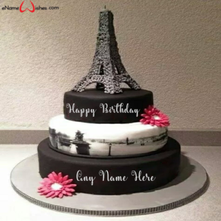 Best-Eiffel-Tower-Name-Cake-for-Boy