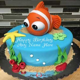 Best-Finding-Nemo-Birthday-Name-Wish-Cake