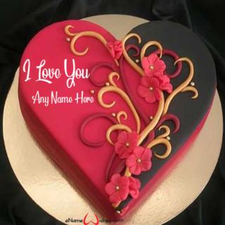 Best-Heart-Red-Velvet-Love-Name-Cake