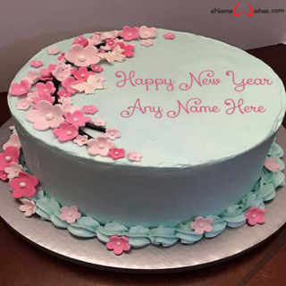 Best-New-Year-Eve-2018-Cake-With-Name
