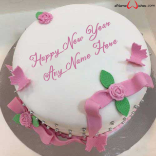 Best-New-Year-Wish-Cake-with-Name