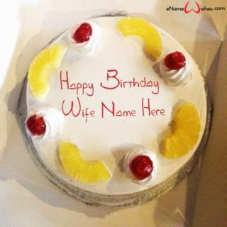 Best-Pineapple-Birthday-Wish-Name-Cake