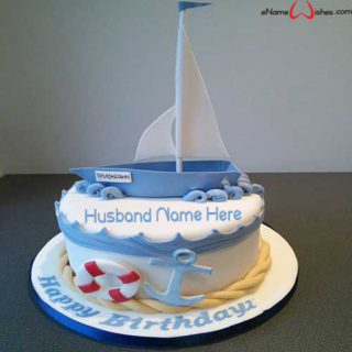 Best-Sailing-Boat-Birthday-Name-Cake