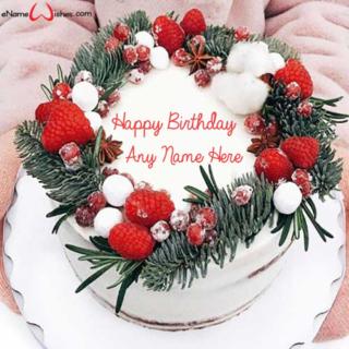 Best-Strawberry-Birthday-Name-Wish-Cake
