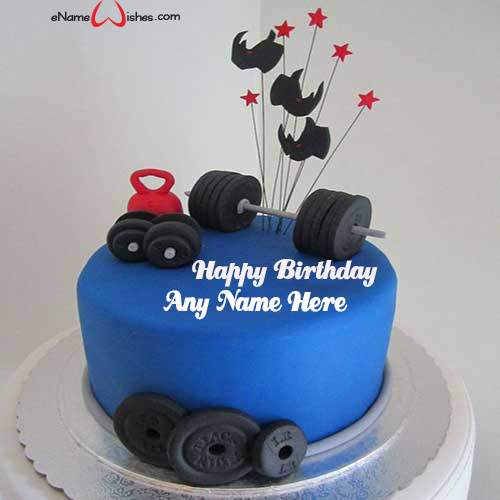 Birthday Cake With Name Generator For Boy Enamewishes