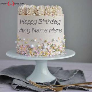 Buttercream-Birthday-Name-Wish-Cake