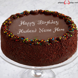 Chocolate-Birthday-Cake-for-Husband