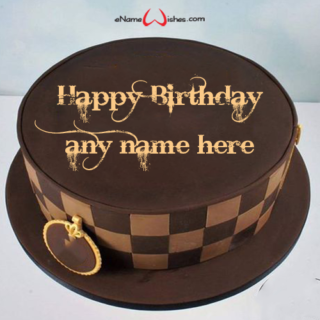 Chocolate-Cake-for-Birthday-With-Name
