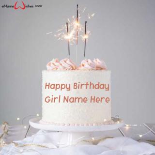Classic-Vanilla-Birthday-Wish-Name-Cake