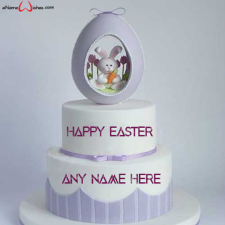 Cool-Easter-Celebration-Name-Wish-Cake