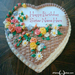 Cool-Heart-Name-Wish-Cake