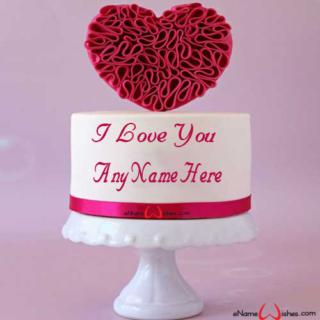 Create-Love-Name-Cake