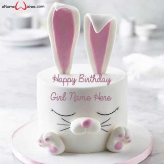 Cute-Rabbit-Birthday-Name-Cake
