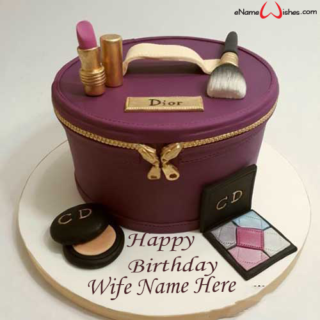 Dior-Beauty-Case-Name-Cake