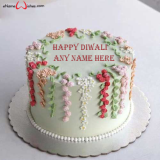 Diwali-Cake-with-Name-Editor-Online