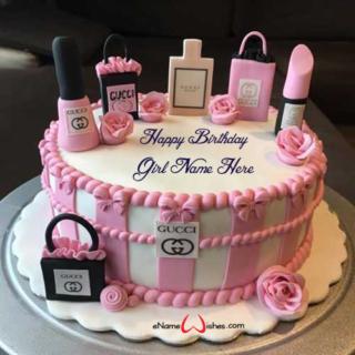 Gucci-Name-Birthday-Wish-Cake