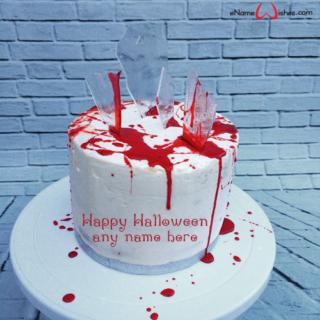 Halloween-Birthday-Cakes-with-Name