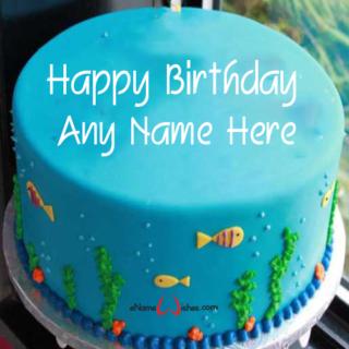 Happy-Birthday-Name-Wish-Cake