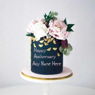 Happy-Wedding-Anniversary-Cake-with-Name