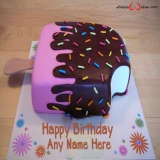 Ice-Cream-Name-Birthday-Wish-Cake