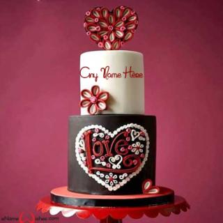Love-Celebration-Name-Cake