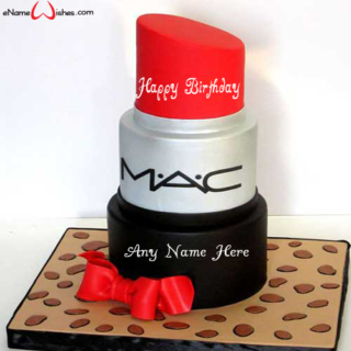 MAC-Lipstick-Birthday-Wish-Cake-with-Name