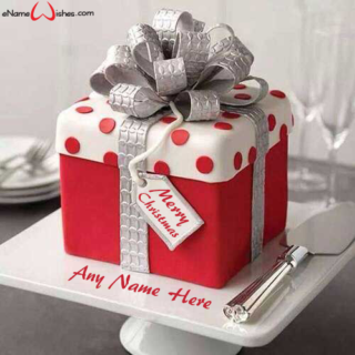 Merry-Christmas-Greetings-Cake-With-Name