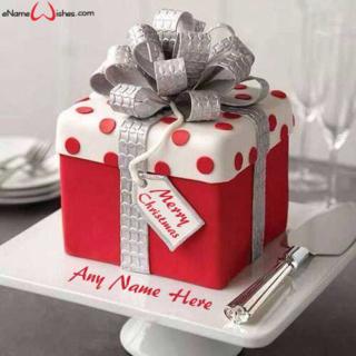 Merry-Christmas-Greetings-Cake-With-Name