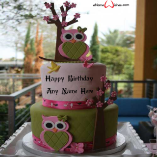 Owl-Fondant-Birthday-Wish-Cake-with-Name
