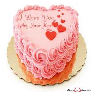 Pink-Heart-Love-Wish-Name-Cake