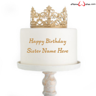 Princes-Crown-Cake-for-Sister