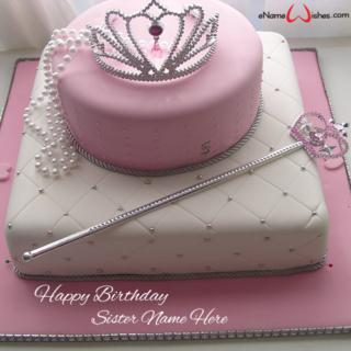 Princess-Birthday-Cakes-With-Name
