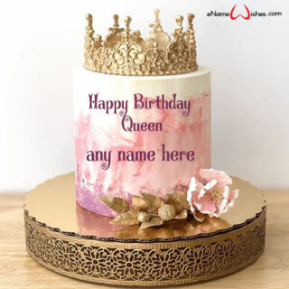 Queen-Birthday-Cake-with-Name-Edit