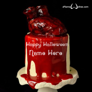 Red-Velvet-Bleeding-Cake-with-Name