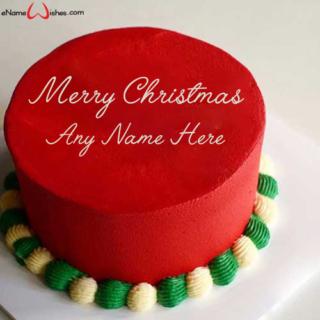 Red-Velvet-Christmas-Name-Wish-Cake