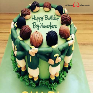 Rugby-Birthday-Wish-Cake-with-Name
