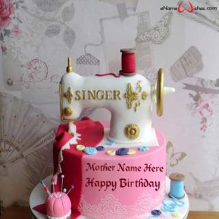 Singer-Sewing-Machine-Birthday-Name-Cake