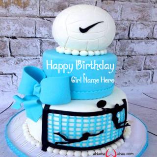 Sports-Birthday-Wish-Cake-with-Name
